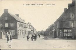 BOLLEZEELE Grande Rue - France