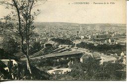 006406  Cherbourg - Panorama De La Ville - Cherbourg