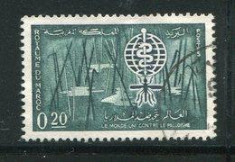 MAROC- Y&T N°446- Oblitéré - Maroc (1956-...)