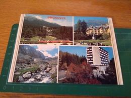 146278 Smokovce Si Vede Treno Bahn Hotel Park - Repubblica Ceca