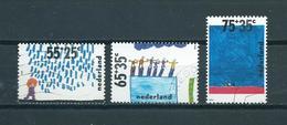 1988 Netherlands Complete Set Child Welfare Used/gebruikt/oblitere - Periode 1980-... (Beatrix)