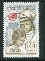 MAROC- Y&T N°556- Oblitéré - Maroc (1956-...)