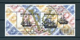 2002 Netherlands Complete M/Sheet Amphilex Stamp Show Used/gebruikt/oblitere - Blokken