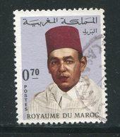 MAROC- Y&T N°546- Oblitéré - Maroc (1956-...)