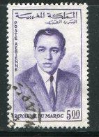 MAROC- P.A Y&T N°110- Oblitéré - Maroc (1956-...)