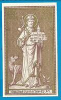 Holycard    St. Remaclus - Images Religieuses