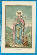 Holycard    St. Richardis - Images Religieuses