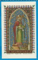 Holycard    St. Richardus - Images Religieuses