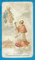 Holycard    St. Charles Borromeo - Images Religieuses
