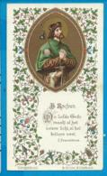 Holycard    St. Rochus - Images Religieuses