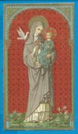 Holycard    St. Rosalia V. Lima - Images Religieuses