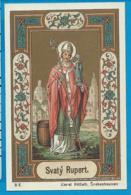 Holycard    St. Rupert - Images Religieuses