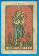 Holycard    St. Sebastian - Images Religieuses
