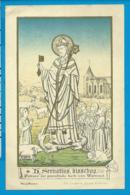 Holycard    St. Servatius - Images Religieuses