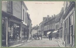 CPA - ORNE - SEES - RUE BILLY - Animation, Chapellerie Et Autres Commerces - Collection E. Paquis, Photographe éditeur - Sees