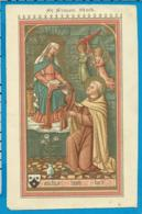 Holycard    St. Simon Stock - Images Religieuses
