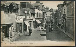 Le Pouliguen - La Rue Du Centre - 27 LL - Voir 2 Scans - Le Pouliguen