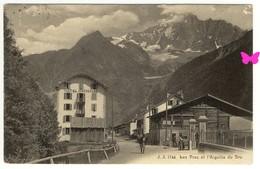 LES PRAZ Et L'Aiguille Du Dru - Chamonix-Mont-Blanc
