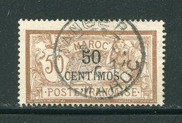 MAROC- Y&T N°15- Oblitéré - Maroc (1891-1956)