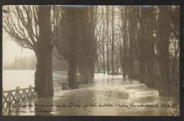 France - 77 - Meaux - Une Des 1ere Cartes Des Inondation Postée Le 01/02/1910 - Meaux