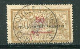 MAROC- Y&T N°50- Oblitéré - Maroc (1891-1956)
