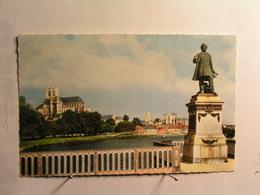 Auxerre - Pont Et Monument Paul Bert - Auxerre