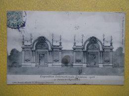 AMIENS. L'Exposition Internationale De 1906. Le Palais De L'Agriculture. - Amiens