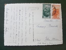 (18617) STORIA POSTALE ITALIA 1952 - 1946-.. République
