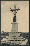 Batz - La Croix De Roffiat - 194 F. Chapeau Imp.-édit. - Voir 2 Scans - Batz-sur-Mer (Bourg De B.)