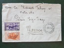 (18618) STORIA POSTALE ITALIA 1953 - 1946-.. République