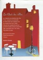 """Andrée Chedid """"Le Chant Des Villes"""" Poésie (SNCF Partenaire Livre Lecture) - Femmes Célèbres"""