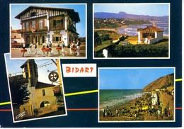 Bidart 4 Vues: : ( Danseuses, Chapelle..église Plage - Bidart