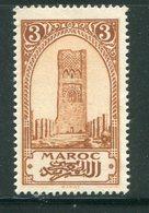 MAROC- Y&T N°100- Neuf Avec Charnière * - Neufs
