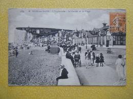 MERS LES BAINS. L'Esplanade, Le Casino Et La Plage. - Mers Les Bains