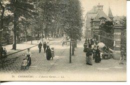 006411  Cherbourg - L'Avenue Carnot - Cherbourg