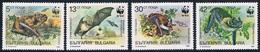 Bulgarie - WWF Chauves-souris 3231/3234 ** - W.W.F.