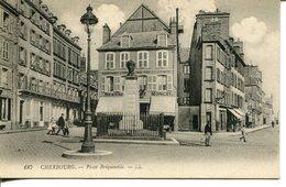 006412  Cherbourg - Place Briqueville - Cherbourg