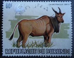 900° - Burundi