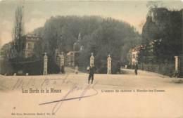 Namur - Marche Les Dames - L' Entrée Du Château (Couleurs) Nels Série 7 N° 87 - Namur