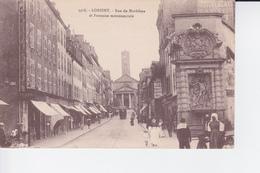 Fontaine Monumentale , Rue De Morbihan - Lorient - Monuments