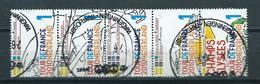 2010 Netherlands Strip Tour De France Used/gebruikt/oblitere - Periode 1980-... (Beatrix)