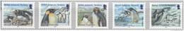 British Antarctic Territory 2014 Manchots Carte Postale Neuf ** - Territoire Antarctique Britannique  (BAT)