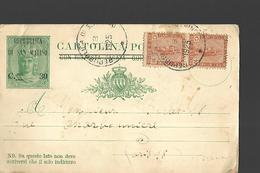 Entier Postal - Entiers Postaux