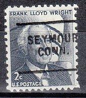 USA Precancel Vorausentwertung Preo, Locals Connecticut, Seymour 703 - Vereinigte Staaten
