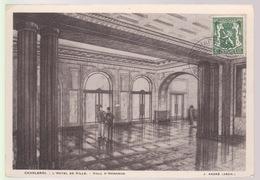 N°425. Sur Carte Charleroi. Cachet Exp .filatélique De Jeunesse - België