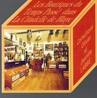 Blaye (33 Gironde) Publicité Pour La Visite D'une Boutique à L'ancienne (PPP10206) - Advertising