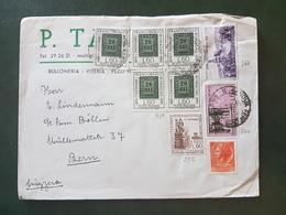 (18639) STORIA POSTALE ITALIA 1961 - 6. 1946-.. Repubblica