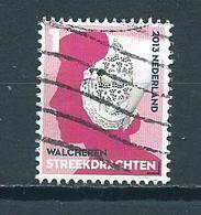 2013 Netherlands Walcheren Used/gebruikt/oblitere - Periode 2013-... (Willem-Alexander)