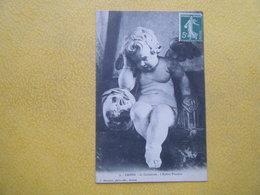 AMIENS. La Cathédrale. L'Ange Pleureur. - Amiens