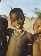 AFRIQUE NOIRE,AFRICA,AFRIKA,CAMEROUN,CAMEROON,MOKOLO,ENFANT MAFA,PERCING - Cameroon